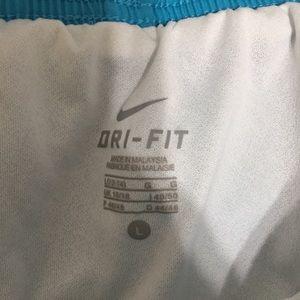 Nike Shorts - Nike + champion Bundle of 2 women's workout shorts